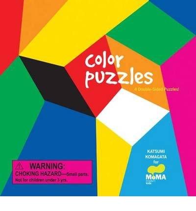 [(MoMA Puzzle Book)] [Author: Katsumi Komagata] published on (October, 2012)