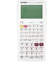 Scientific Graphic Calculator – CATIGA CS121 - Scientific and Engineering Calculator - Programmable System (White) (Renewed)