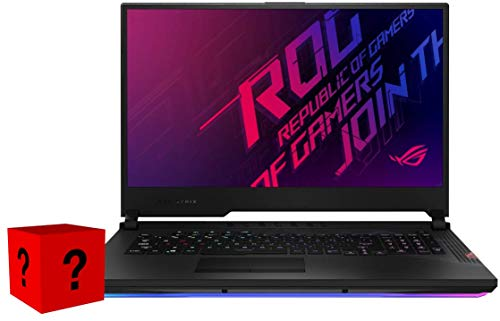 "XPC ASUS ROG Strix Scar 17 Gamer Notebook 17.3"" 300 Hz FHD Intel Core i9 10th Gen 10980HK GeForce RTX 2070 Super 64 GB DDR4 1 TB NVMe SSD Windows 10 Pro Gaming Laptop Computer PC"