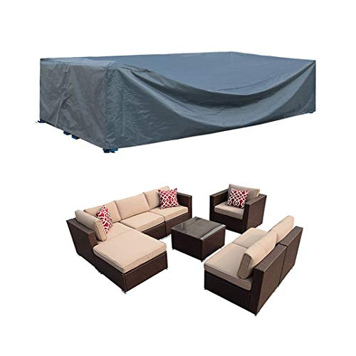 Outdoor Sectional Furniture Cover Patio Furniture Covers Water...
