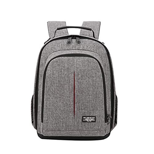 WINOMO 防水カメラバックパックカメラバッグアクセサリーケース旅行キャリングバッグ