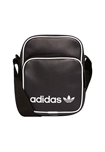 adidas Mini Bag Vint Gym, Unisex Adult, Black, NS