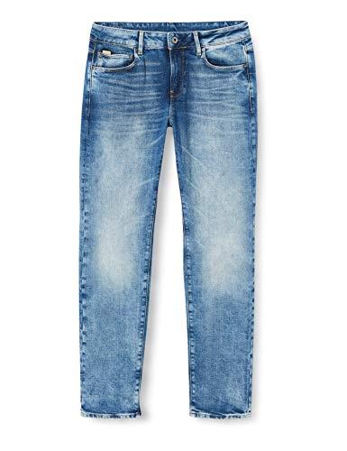 G-STAR RAW Damen Kate Boyfriend Jeans, Lt Indigo Aged C052-8436, 25W / 34L