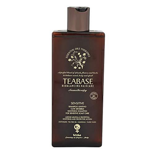 Tecna Teabase Sensitive Scalp Shampoo 250ml - Shampooing Cuir Chevelu Sensible