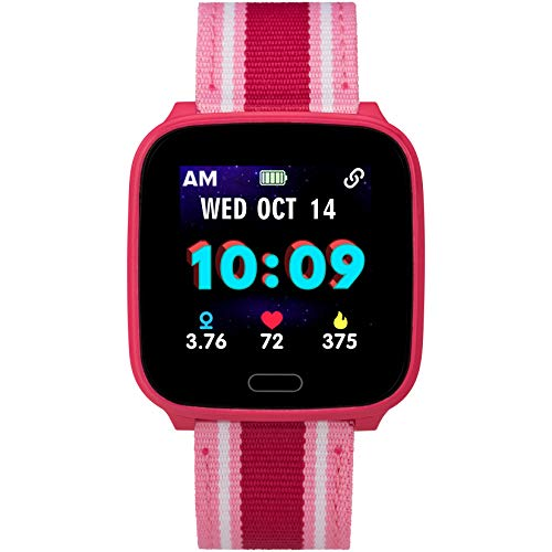 smartwatch cardigan kids fabricante iConnect by Timex