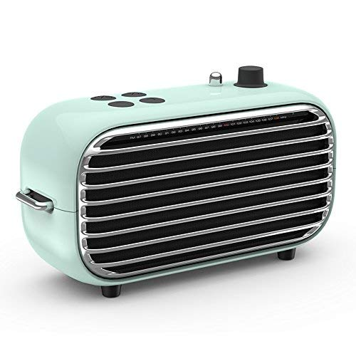 Amazon com: Vintage Retro Bluetooth Speaker - Small Wireless