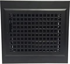 Vintage Black Decorative Gravity Baseboard 13
