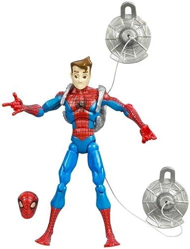 productos creativos Spiderman Animated Action Figure - Peter Peter Peter Parker  al precio mas bajo