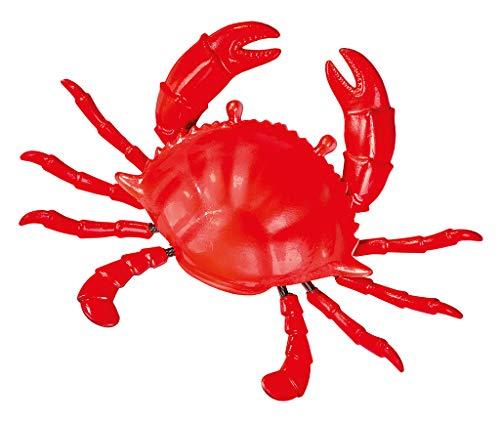 Moses. Cook & Style Wackelmagnet Krebs | Deko-Magnet für die Küche | Kühlschrankmagnet in Rot, Uni