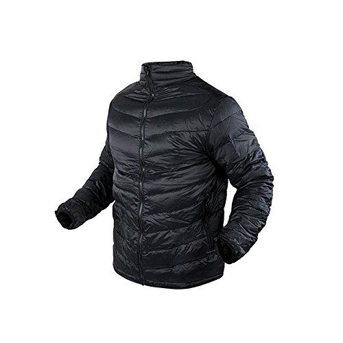 CONDOR 101057 Zephyr Lightweight Down Jacket XXL Black