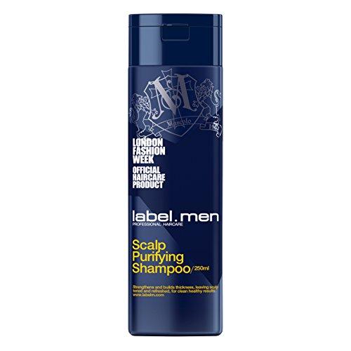 Label.m Shampooing purifiant pour cuir chevelu 250 ml