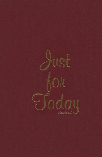 Just For Today, Revised: Gift Edition by Narcotics Anonymous (2008-05-04)