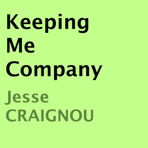 Keeping Me Company audiobook cover art