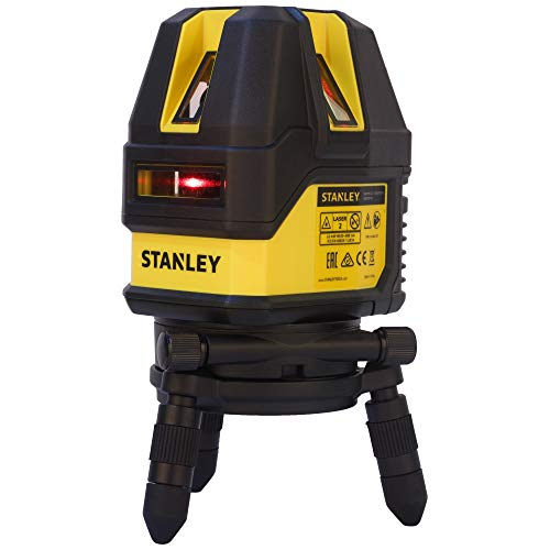 STANLEY STHT77514-1 Nivel láser Multi línea Pilas