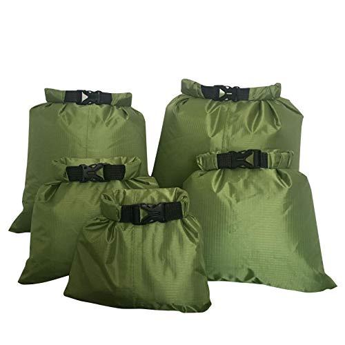 Bolsa impermeable para la deriva, bolsa de almacenamiento impermeable para natación, Kayak, camping, barco, natación, pesca, senderismo