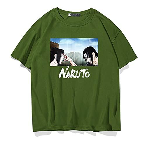2021 Neue Herren- und Damen-T-Shirts sind hell und komfortabel (Color : 5e, Size : S)