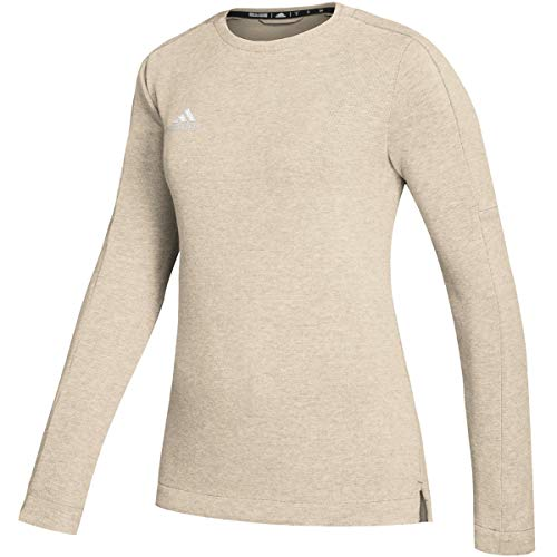adidas Game Mode - Sudadera multideporte para mujer - blanco - Medium