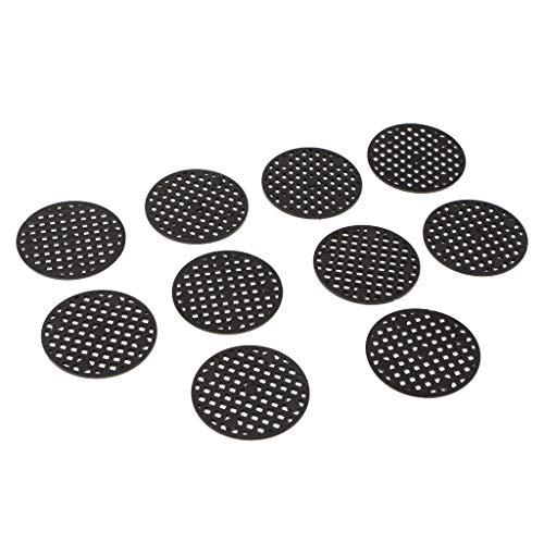 Preisvergleich Produktbild Fenteer Abdecknetze Blumenkübel - Durchmesser 4, 5 cm 10 Stück