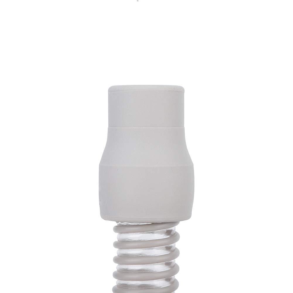 Ruiqas CPAP Manguera, accesorios universales de plástico para ...
