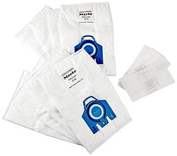 Miele AirClean 3D XL-Pack GN Dust Vacuum Bag White 8 Count