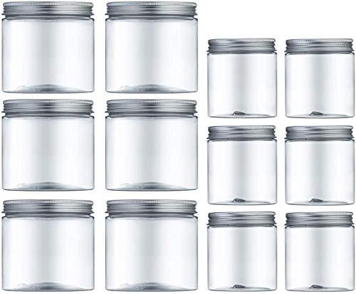 MEIXI Vorratsdosen Frischhaltedosen für Lebensmittel 12 teilige Set, Vorratsbehälter mit luftdichtem Deckel Frischhaltedosen aus Kunststoff, BPA-frei, um Lebensmittel frisch zu halten