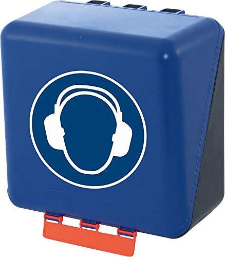GEBRA Aufb.Box SECU Midi Standard f. Gehörschutz blau