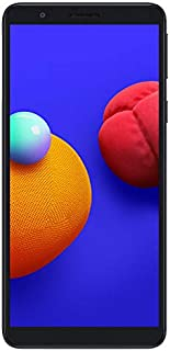Samsung Galaxy A01 Core Dual Sim 16GB ROM 1GB RAM 4G LTE (UAE Version) - Black