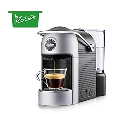 Lavazza A Modo Mio Jolie Plus Coffee Machine, 1250 W, 0.6 Liters, Silver