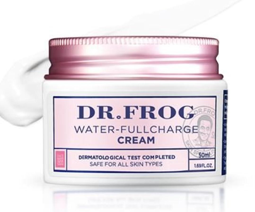 北東旋回効果的DR.FROG Water-Fullcharge Cream 50ml/ディーアールフロッグ ウォーター?フルチャージ?クリーム 50ml [並行輸入品]