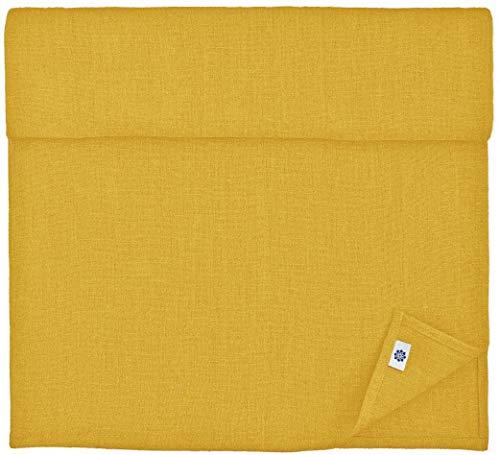 Linen & Cotton Camino de Mesa Varios Calores Hygge - 100% Lino,...