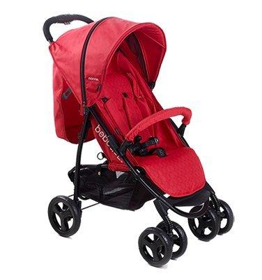 Bebé Due Nonna Circles - Silla, color rojo