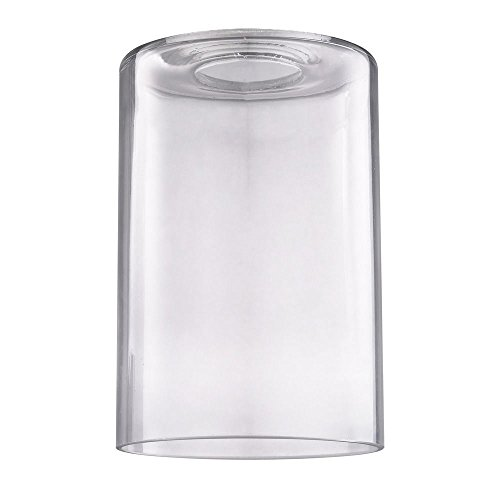 Design Classics Lighting Contemporary Clear Cylindrical...