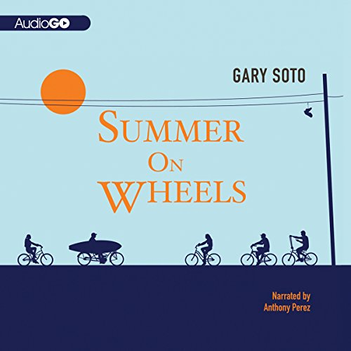 Summer on Wheels audiobook cover art