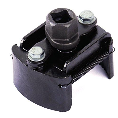 CITALL Voiture 60-80 mm réglable à l'huile clé de Suppression de Filtre Tasse 1/2\
