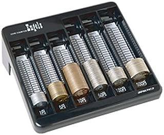 エンゲルス コインカウンターエンゲルス1 W165×D170×H70mm 黒 YH-3000BK/52526145