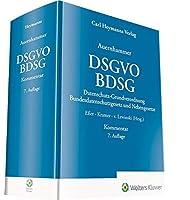 Auernhammer, DSGVO / BDSG - Kommentar: Datenschutz-Grundverordnung