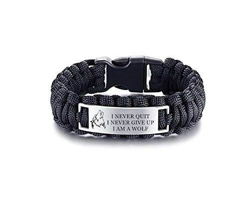 ForeverWill Mujer Hombre Unisex acero inoxidable