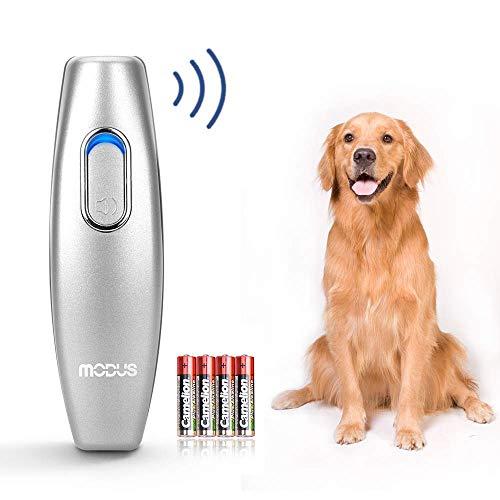 xuehaostore Dispositivos Antiladridos para Perros, Ultrasónico Adiestramiento, Entrenamiento de Perros y Control De Ladridos, 100% Seguro