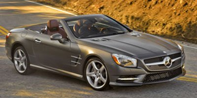2013 Mercedes Benz SL550, 2 Door Roadster ...