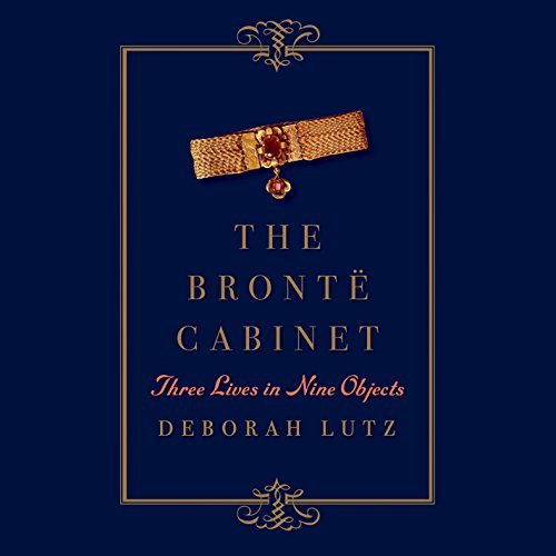 The Bronte Cabinet audiobook cover art