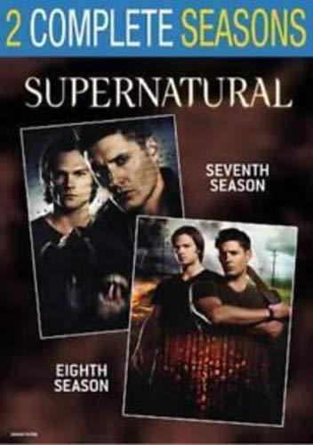 Supernatural: Season 7 and 8 (2Pk/B2B/DVD)