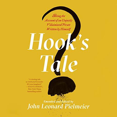 Hook's Tale audiobook cover art