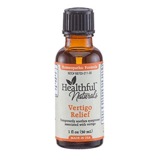 Vertigo Relief Topical Product by HealthfulTM Naturals - 30ml