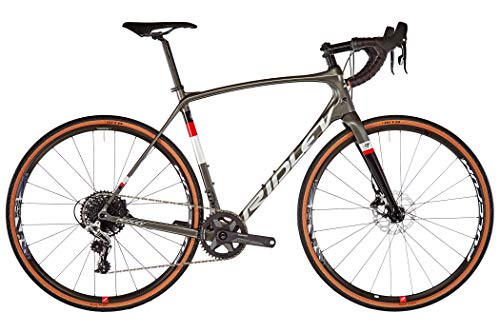 Ridley Bikes Kanzo Speed Rival1 HD Anthracite/Silver Rahmenhöhe L | 60cm 2020 Cyclocrosser