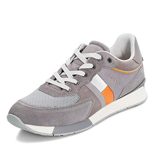 LLOYD Herren Egan Sneaker, Grau (Grey 2), 40 EU