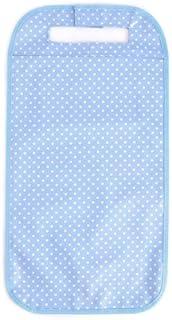 ランドセルカバー  水玉(水色地に白ドット) N4121900