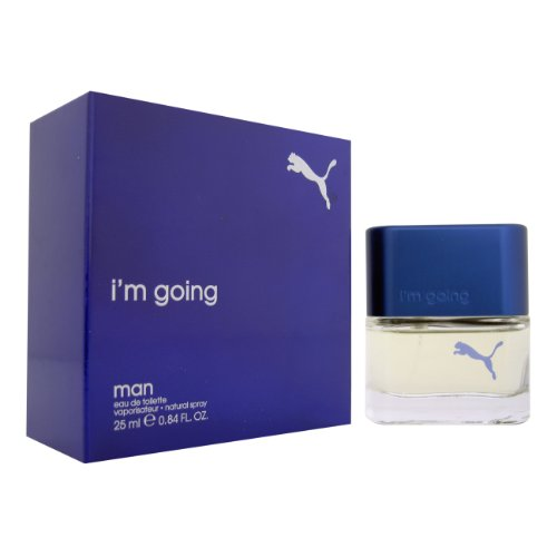 Puma I'M Going Man EDT Spray 25ml, 1er Pack (1 x 25 ml)
