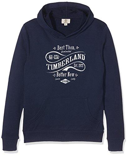Timberland Hooded Sweatshirt, Felpa Bambino