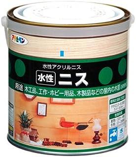 アサヒペン 水性ニス 透明(クリヤ) 0.7L