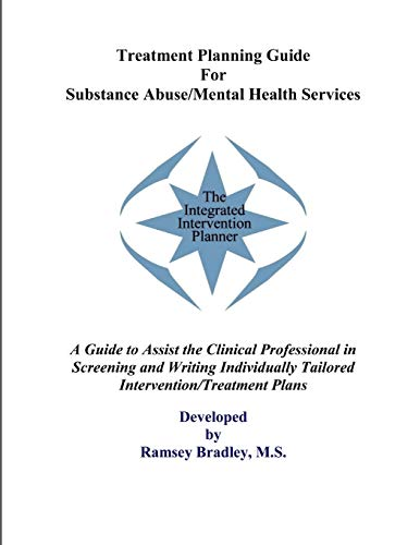 Treatment Planning Guide For Substance Abuse/Mental Health Services